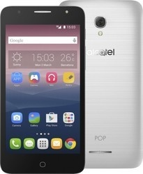 Alcatel One Touch POP 4+ 5056D Metal Silver