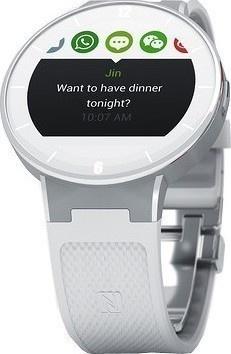 Alcatel One Touch SM02 White