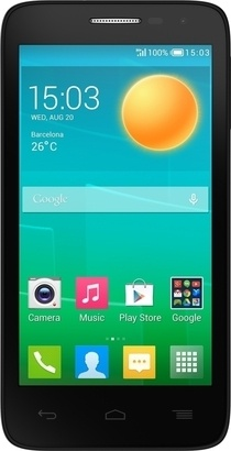 ALCATEL ONETOUCH 5038D POP D5 Dark Choco