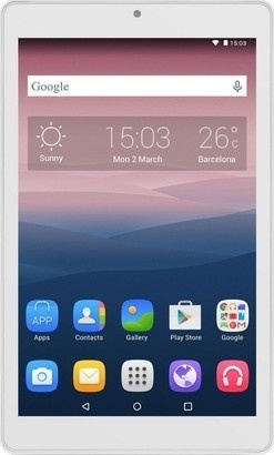 ALCATEL OT PIXI 3 8 IPS 16G 1G GPS A5 White
