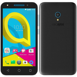 ALCATEL U5 3G 4047D Volcano Black/Grey