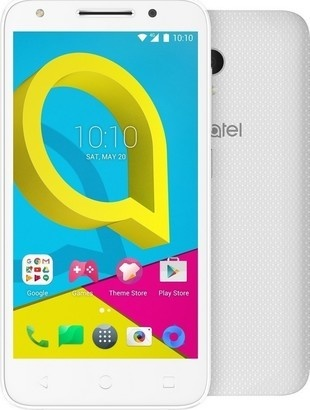 ALCATEL U5 3G 4047D White/Light Grey