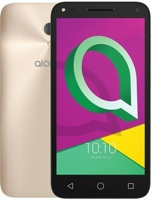 ALCATEL U5 3G PREMIUM 4047F Metall. Gold