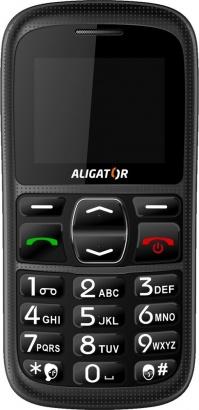 Aligator A420 Senior Black