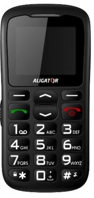 Aligator A610 Senior Black