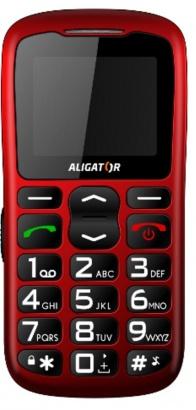 Aligator A610 Senior Red