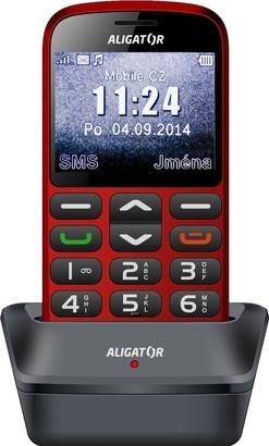 Aligator A870 Senior Red