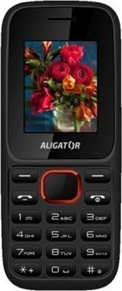 Aligator D200 Dual Black red