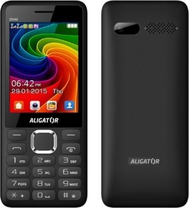 Aligator D940 Dual SIM Black