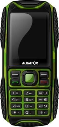 Aligator R10 eXtremo Black-Camouflage