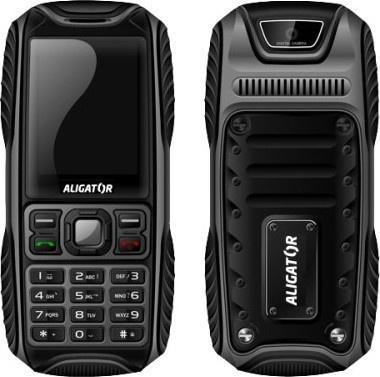 Aligator RX10 eXtremo Black-Gray