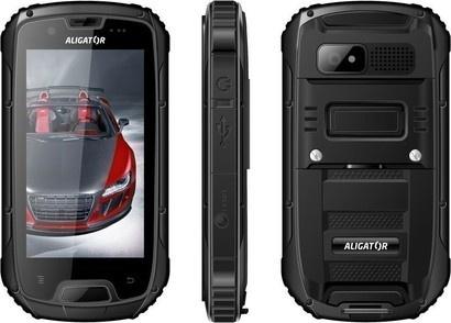 Aligator RX430 eXtremo Black
