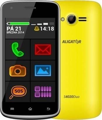 Aligator S4020 Yellow