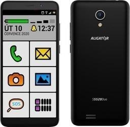 Aligator S5520 Duo 16GB Senior Black