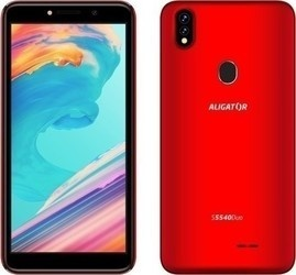 Aligator S5540 Duo 32GB Red
