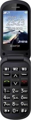 Aligator V500 Titan Black