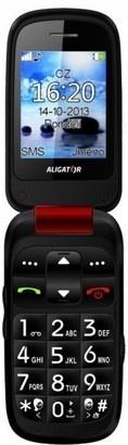 Aligator V550 Red Black