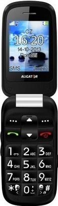 Aligator V550 White Black