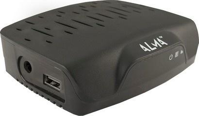 Alma DVB-T2 HD přijímač 2750 černý