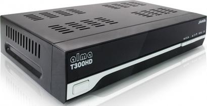Alma T300 HD PLUStelka