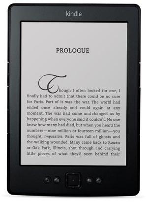 """Amazon Kindle 5 E-Ink 6"""""""