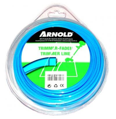 Arnold Struna (čtvercový průřez) 72 m/2,4 mm (blistr)