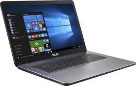 Asus X705NC-BX009T 17,3 N3350 4G 1TB 2GB