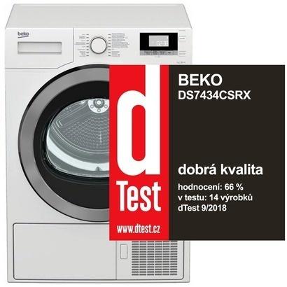 Beko DS 7434 CSRX + 5 let záruka
