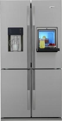 Beko GNE 134630 X + 10 let záruka na kompresor