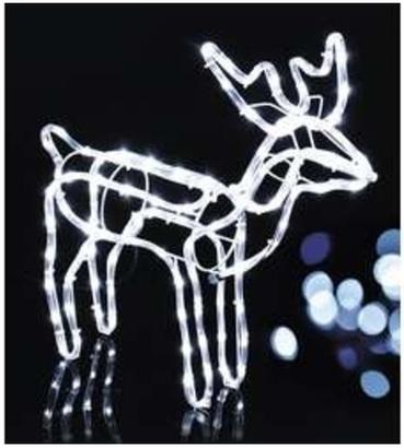 BEN ZY1423 108L Xmas Tube Deer