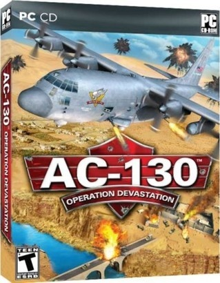 BEST AC-130 operation devastation