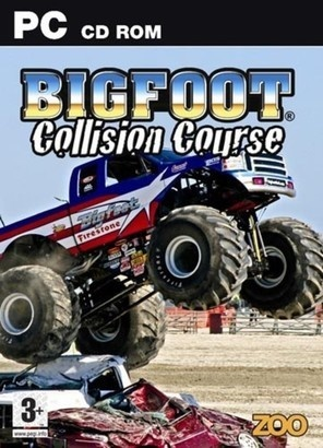 BEST Big foot collision course