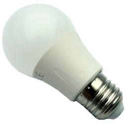 Best-LED E27 7W teplá bílá BA55-7-W