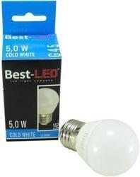 Best-LED G45 5W studená bílá BL-G45-27-5C
