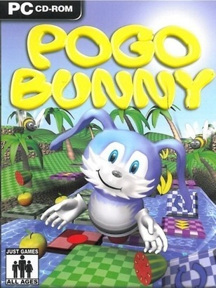 BEST Pogo Bunny
