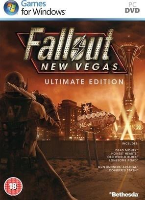 Bethesda Fallout new Vegas ultimate hra PC
