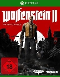 Bethesda Wolfenstein II The New Colossus hra XONE