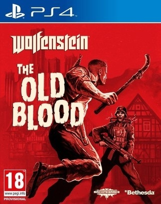 Bethesda Wolfenstein The Old Blood PS4
