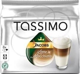 Bosch Latte Macchiato new