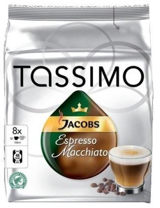 Bosch T-Disc Espresso Macchiato