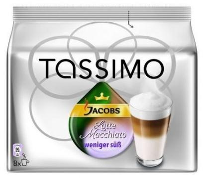Bosch T-Disc Latte Less Sweet