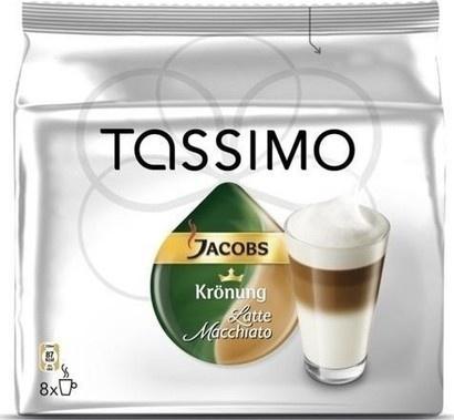 Bosch T-Disc Latte Macchiato