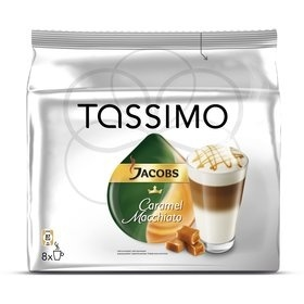 Bosch T-Disc Latte Macchiato Caramel