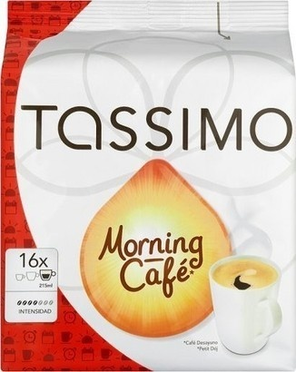 Bosch T-Disc Morning Cafe