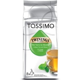 Bosch T-Disc Twinings Green Tea
