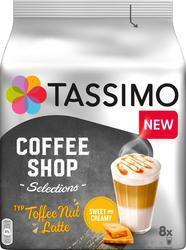 Bosch Tassimo Toffee Nut Latte 268 g