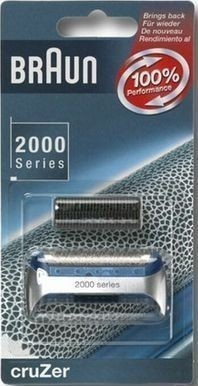 Braun Combi-pack Cruzer/Z-20S