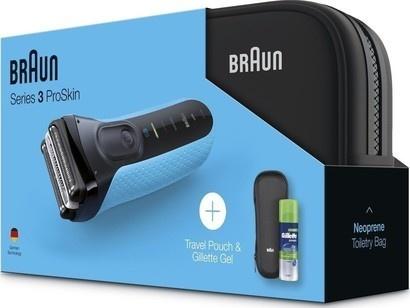 Braun Series 3 3010S WD - dárková edice