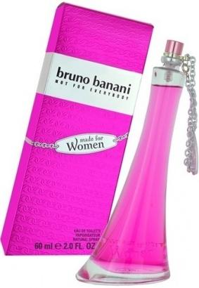 Bruno Banani Made for Women toaletní voda pro ženy 60 ml