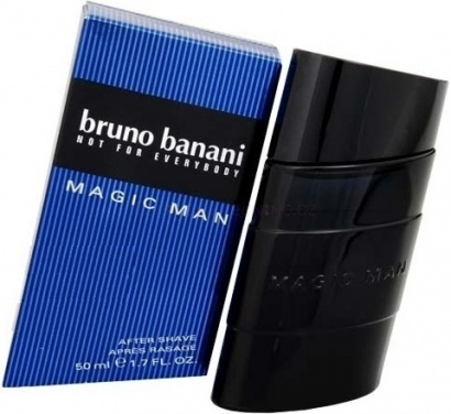 Bruno Banani Magic Man Voda po holení 50 ml